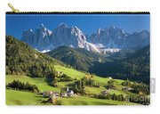 Dolomites, Italy #3 Carry-all Pouch