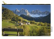Dolomites View Carry-all Pouch