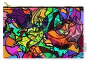 Dolphin Kaleidoscope Carry-all Pouch
