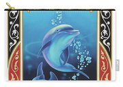 Dolphin Mecca Carry-all Pouch
