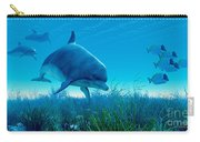 Dolphin Pod Carry-all Pouch