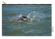 Dolphin Race Carry-all Pouch