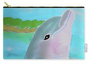 Dolphin Smile Carry-all Pouch