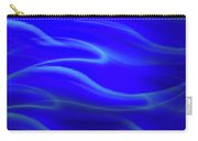 Dolphin Waves Carry-all Pouch