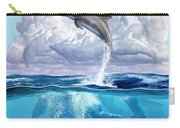Dolphonic Symphony Carry-all Pouch