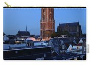 Dom Tower In Utrecht At Dusk 24 Carry-all Pouch