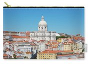Dome Of Gothic Church In Lisbon Carry-all Pouch