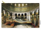 Dome Of The Rock, Jerusalem, 1862 Carry-all Pouch