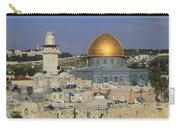 Dome Of The Rock Jerusalem Israel Carry-all Pouch