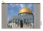 Dome Of The Rock Carry-all Pouch