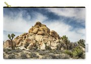 Dome Rock - Joshua Tree National Park Carry-all Pouch