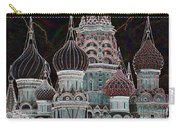 Domes Of St. Basil Cw Carry-all Pouch