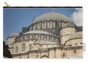 Domes Of Suleymaniye Mosque Carry-all Pouch