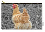 Domestic Feathered Beauty Carry-all Pouch