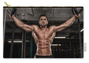 Dominant Testo Review Boost Your Testosterone Level Carry-all Pouch