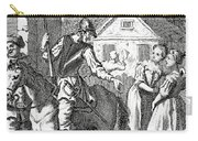 Don Quixote And Sancho Panza By William Carry-all Pouch