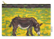 Donkey And Buttercup Field Carry-all Pouch
