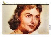 Donna Reed, Vintage Hollywood Actress Carry-all Pouch