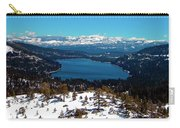 Donner Lake Sierra Nevadas Carry-all Pouch
