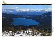 Donner Lake Carry-all Pouch