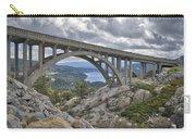 Donner Memorial Bridge Carry-all Pouch