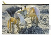 Don't Mess With The Crab Carry-all Pouch