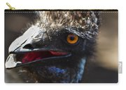 Dont Mess With The Emu Carry-all Pouch