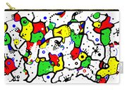 Doodle Abstract Carry-all Pouch