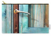 Door Handle Carry-all Pouch by Carlos Caetano