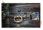 Door Latch Carry-all Pouch