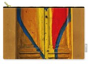 Door With Heart Carry-all Pouch by Joana Kruse