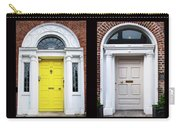 Doors Of Dublin Carry-all Pouch