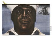 Dorie Miller - Above And Beyond - Ww2 Carry-all Pouch