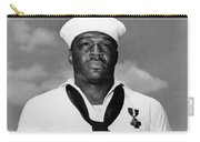 Dorie Miller Carry-all Pouch by War Is Hell Store