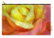 Dorie's Rose Carry-all Pouch
