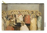 Dormition Of The Virgin Carry-all Pouch
