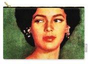 Dorothy Dandridge, Vintage Hollywood Legend Carry-all Pouch