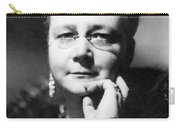 Dorothy L Sayers Carry-all Pouch