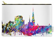 Dortmund Skyline-colorful Carry-all Pouch
