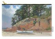 Dory On Dana's Beach Carry-all Pouch
