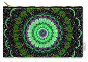 Dotted Wishes No. 6 Kaleidoscope Carry-all Pouch