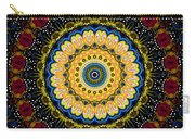 Dotted Wishes No. 6 Mandala Carry-all Pouch