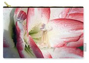 Double Amaryllis Carry-all Pouch