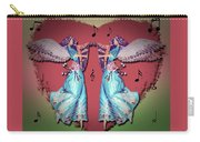 Double Angel Carry-all Pouch