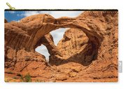 Double Arch - Arches National Park Utah Carry-all Pouch