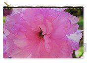 Double Bloom Carry-all Pouch