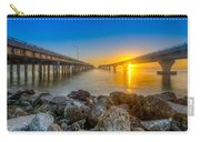 Double Bridge Sunrise - Tampa, Florida Carry-all Pouch