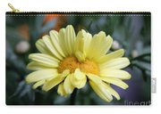 Double Chrysanthemum Carry-all Pouch