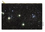 Double Cluster, Ngc 869 And Ngc 884 Carry-all Pouch