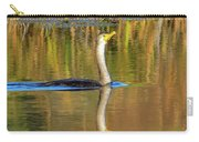 Double-crested Cormorant - 2 Carry-all Pouch